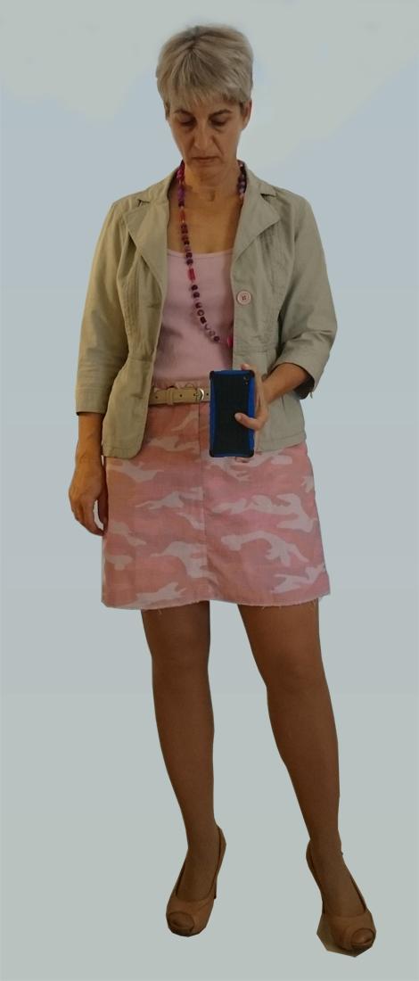 חצאית של DKNY